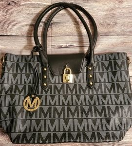 MFK Milan Collection Leather Purse